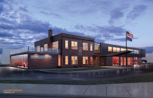 Hershey Fire Station Chris Dawson Architect
