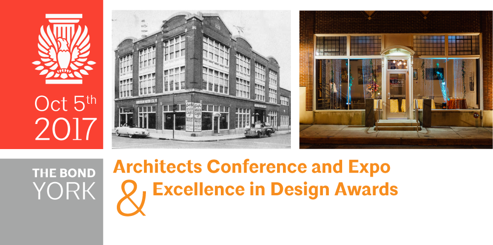 2017 Conference And Expo Design Awards Recap Aia Central Pennsylvania